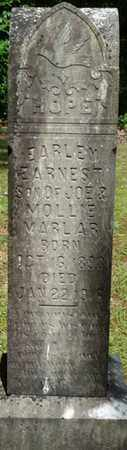 MARLAR, EARLEY EARNEST - Tishomingo County, Mississippi | EARLEY EARNEST MARLAR - Mississippi Gravestone Photos