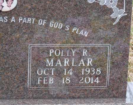 MARLAR, POLLY R - Tishomingo County, Mississippi   POLLY R MARLAR - Mississippi Gravestone Photos