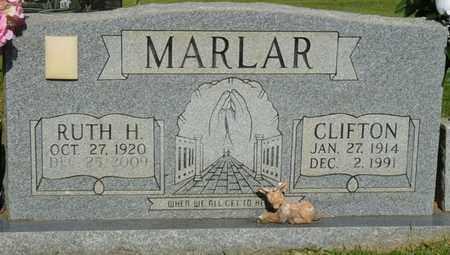 MARLAR, CLIFTON - Tishomingo County, Mississippi   CLIFTON MARLAR - Mississippi Gravestone Photos