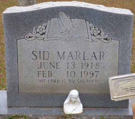 MARLAR, SID - Tishomingo County, Mississippi | SID MARLAR - Mississippi Gravestone Photos
