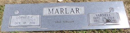MARLAR, WILMA LOPHEZ - Tishomingo County, Mississippi | WILMA LOPHEZ MARLAR - Mississippi Gravestone Photos