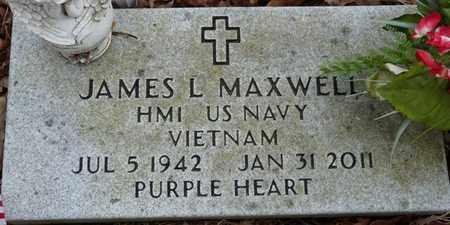 MAXWELL (VETERAN VIETNAM), JAMES L - Tishomingo County, Mississippi   JAMES L MAXWELL (VETERAN VIETNAM) - Mississippi Gravestone Photos