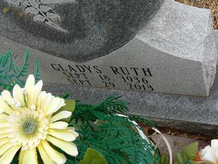 MCDUFFY, GLADYS RUTH - Tishomingo County, Mississippi | GLADYS RUTH MCDUFFY - Mississippi Gravestone Photos
