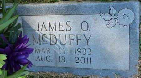 MCDUFFY, JAMES O - Tishomingo County, Mississippi   JAMES O MCDUFFY - Mississippi Gravestone Photos