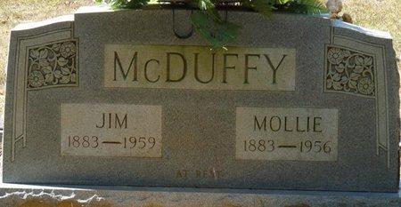 MCDUFFY, MOLLIE - Tishomingo County, Mississippi | MOLLIE MCDUFFY - Mississippi Gravestone Photos