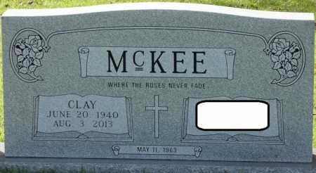 MCKEE, CLAY - Tishomingo County, Mississippi | CLAY MCKEE - Mississippi Gravestone Photos