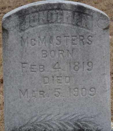 MCMASTERS, JONOTHAN - Tishomingo County, Mississippi | JONOTHAN MCMASTERS - Mississippi Gravestone Photos