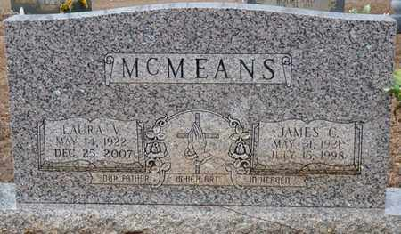 MCMEANS, JAMES C - Tishomingo County, Mississippi | JAMES C MCMEANS - Mississippi Gravestone Photos