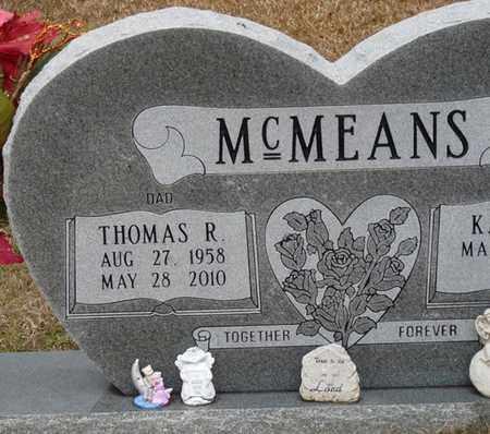 MCMEANS, THOMAS R - Tishomingo County, Mississippi | THOMAS R MCMEANS - Mississippi Gravestone Photos
