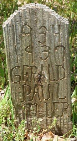 MILLER, GERALD PAUL - Tishomingo County, Mississippi | GERALD PAUL MILLER - Mississippi Gravestone Photos