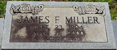 MILLER, JAMES F - Tishomingo County, Mississippi | JAMES F MILLER - Mississippi Gravestone Photos
