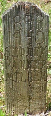 MILLER, SIDNEY PARKER - Tishomingo County, Mississippi | SIDNEY PARKER MILLER - Mississippi Gravestone Photos
