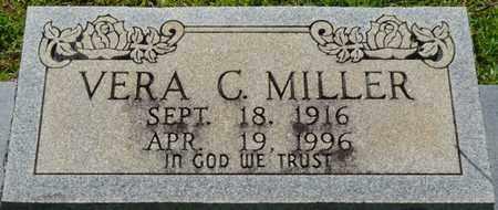 MILLER, VERA C - Tishomingo County, Mississippi | VERA C MILLER - Mississippi Gravestone Photos