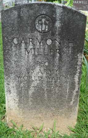 MILLER (VETERAN WWII), CARMON HERSHEL - Tishomingo County, Mississippi | CARMON HERSHEL MILLER (VETERAN WWII) - Mississippi Gravestone Photos