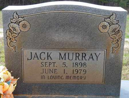 MURRAY, JACK - Tishomingo County, Mississippi | JACK MURRAY - Mississippi Gravestone Photos