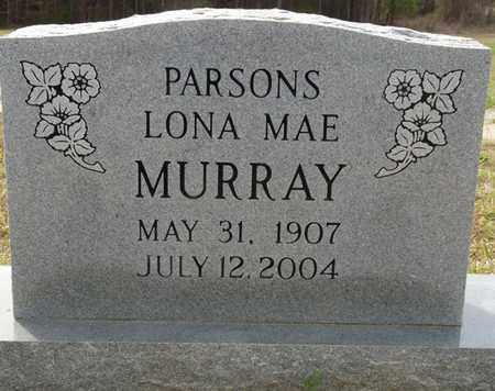 MURRAY, LONA MAE - Tishomingo County, Mississippi | LONA MAE MURRAY - Mississippi Gravestone Photos