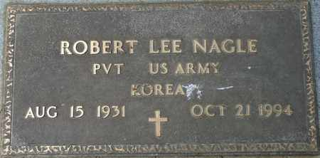 NAGLE (VETERAN KOREA), ROBERT LEE - Tishomingo County, Mississippi | ROBERT LEE NAGLE (VETERAN KOREA) - Mississippi Gravestone Photos
