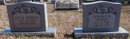 NICHOLS, MAMIE LEO - Tishomingo County, Mississippi | MAMIE LEO NICHOLS - Mississippi Gravestone Photos