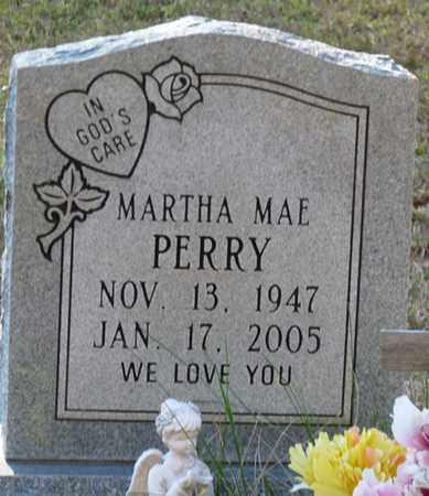 PERRY, MARTHA MAE - Tishomingo County, Mississippi | MARTHA MAE PERRY - Mississippi Gravestone Photos
