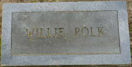 POLK, WILLIE - Tishomingo County, Mississippi | WILLIE POLK - Mississippi Gravestone Photos