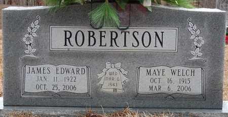 ROBERTSON, MAYE WELCH - Tishomingo County, Mississippi | MAYE WELCH ROBERTSON - Mississippi Gravestone Photos