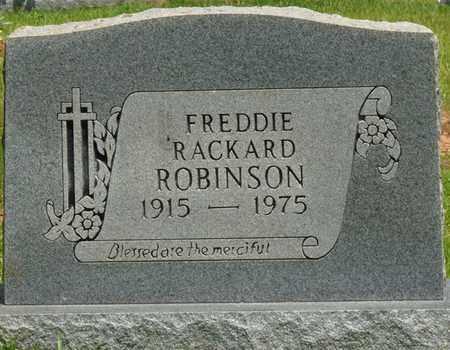 ROBINSON, FREDDIE RACKARD - Tishomingo County, Mississippi   FREDDIE RACKARD ROBINSON - Mississippi Gravestone Photos
