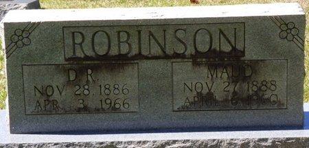 ROBINSON, RICHARD DANIEL - Tishomingo County, Mississippi | RICHARD DANIEL ROBINSON - Mississippi Gravestone Photos