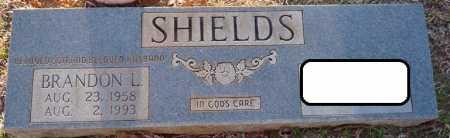 SHIELDS, BRANDON L - Tishomingo County, Mississippi | BRANDON L SHIELDS - Mississippi Gravestone Photos