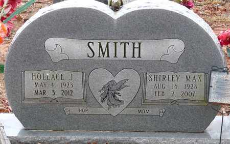 SMITH, SHIRLEY MAX - Tishomingo County, Mississippi | SHIRLEY MAX SMITH - Mississippi Gravestone Photos