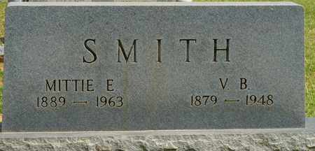 SMITH, V.B. - Tishomingo County, Mississippi | V.B. SMITH - Mississippi Gravestone Photos