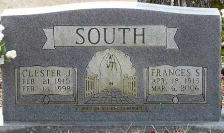 SOUTH, FRANCES S - Tishomingo County, Mississippi | FRANCES S SOUTH - Mississippi Gravestone Photos