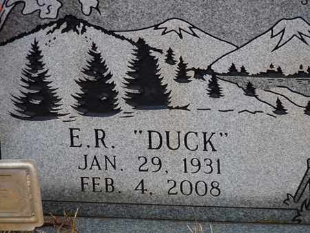 """SOUTH, E.R. """"DUCK"""" - Tishomingo County, Mississippi 