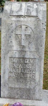 "HARRIS SPARKS, SARAH ELIZABETH ""BETTIE"" - Tishomingo County, Mississippi | SARAH ELIZABETH ""BETTIE"" HARRIS SPARKS - Mississippi Gravestone Photos"