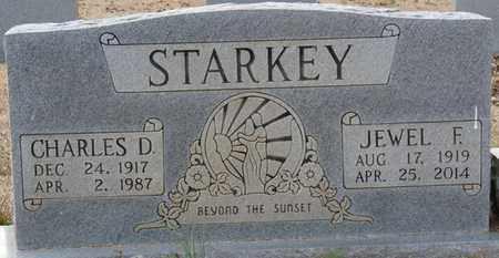 STARKEY, CHARLES D - Tishomingo County, Mississippi   CHARLES D STARKEY - Mississippi Gravestone Photos