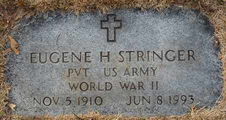 STRINGER (VETERAN WWII), EUGENE H - Tishomingo County, Mississippi | EUGENE H STRINGER (VETERAN WWII) - Mississippi Gravestone Photos