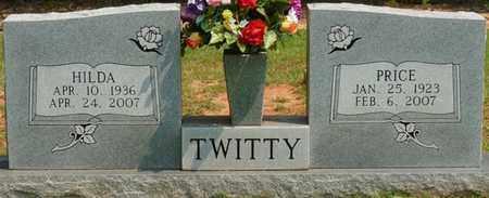 TWITTY, HILDA - Tishomingo County, Mississippi   HILDA TWITTY - Mississippi Gravestone Photos