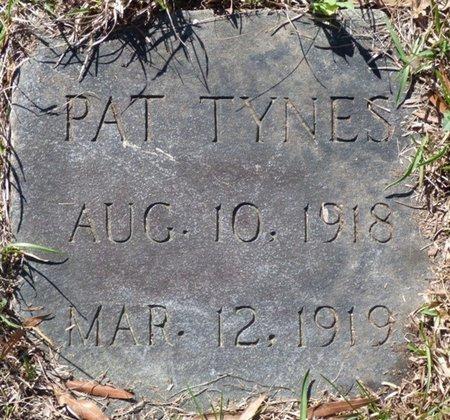 TYNES, PAT - Tishomingo County, Mississippi | PAT TYNES - Mississippi Gravestone Photos