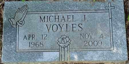 VOYLES, MICHAEL J. - Tishomingo County, Mississippi   MICHAEL J. VOYLES - Mississippi Gravestone Photos