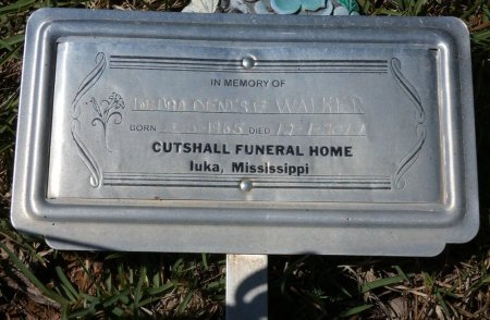 WALKER, DEBRA DENISE - Tishomingo County, Mississippi   DEBRA DENISE WALKER - Mississippi Gravestone Photos