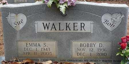 WALKER, BOBBY DALE - Tishomingo County, Mississippi | BOBBY DALE WALKER - Mississippi Gravestone Photos