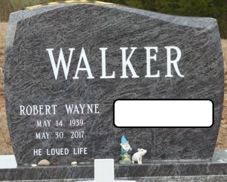 "WALKER, ROBERT WAYNE ""BOBBY"" - Tishomingo County, Mississippi | ROBERT WAYNE ""BOBBY"" WALKER - Mississippi Gravestone Photos"
