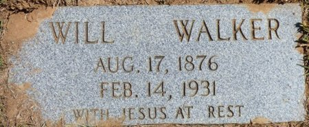 "WALKER, WILLIAM JACOB ""WILL"" - Tishomingo County, Mississippi 