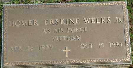 WEEKS JR. (VETERAN VIETNAM), HOMER ERSKINE - Tishomingo County, Mississippi | HOMER ERSKINE WEEKS JR. (VETERAN VIETNAM) - Mississippi Gravestone Photos