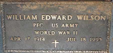 WILSON (VETERAN WWII), WILLIAM EDWARD - Tishomingo County, Mississippi | WILLIAM EDWARD WILSON (VETERAN WWII) - Mississippi Gravestone Photos