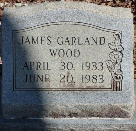 WOOD, JAMES GARLAND - Tishomingo County, Mississippi | JAMES GARLAND WOOD - Mississippi Gravestone Photos