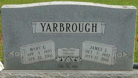 YARBROUGH, MARY G - Tishomingo County, Mississippi | MARY G YARBROUGH - Mississippi Gravestone Photos