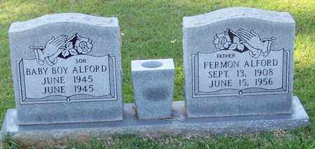 ALFORD, INFANT - Walthall County, Mississippi | INFANT ALFORD - Mississippi Gravestone Photos