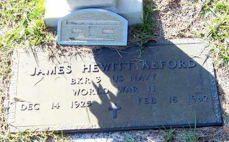 ALFORD (VETERAN WWII), JAMES HEWETT - Walthall County, Mississippi   JAMES HEWETT ALFORD (VETERAN WWII) - Mississippi Gravestone Photos