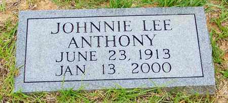 ANTHONY (2ND MARKER), JOHNNIE LEE - Walthall County, Mississippi | JOHNNIE LEE ANTHONY (2ND MARKER) - Mississippi Gravestone Photos
