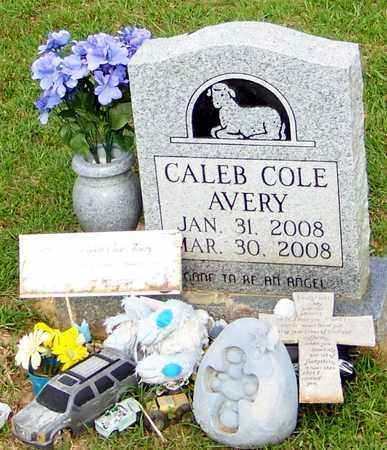 AVERY, CALEB COLE - Walthall County, Mississippi | CALEB COLE AVERY - Mississippi Gravestone Photos